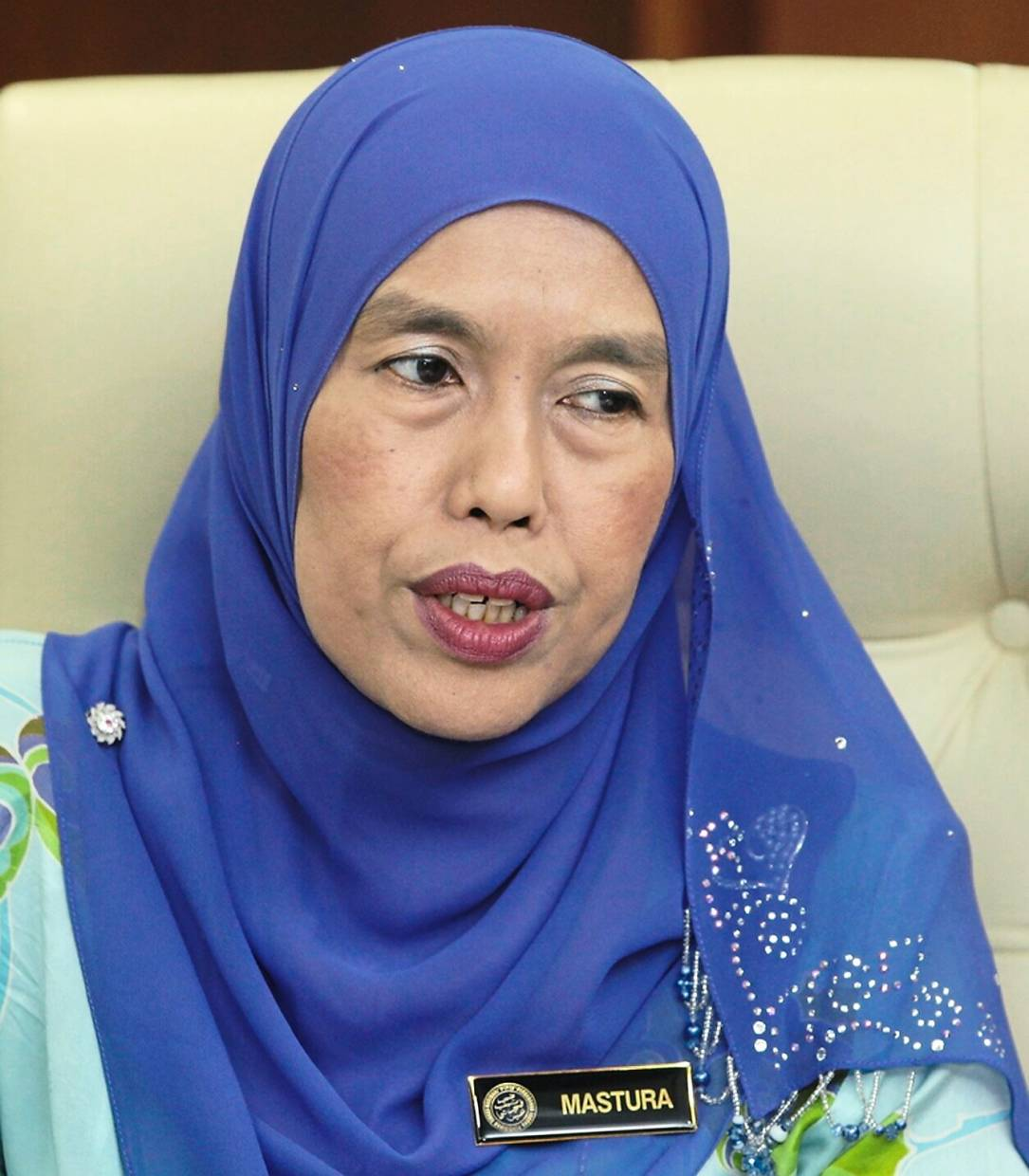 'I appeal to parents who may have missed out on this tax relief privilege in the previous years, to start saving in SSPN,' said Mastura.