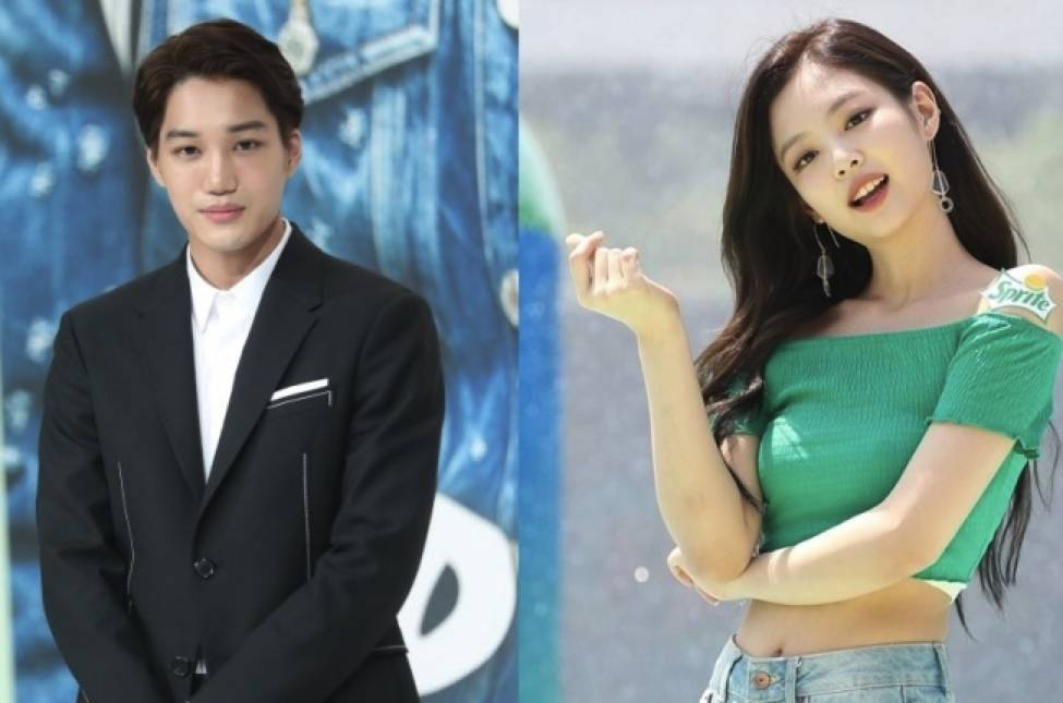 EXO's Kai and BlacPink's Jennie were reportedly dating earlier this year, but that romance proved short-lived.