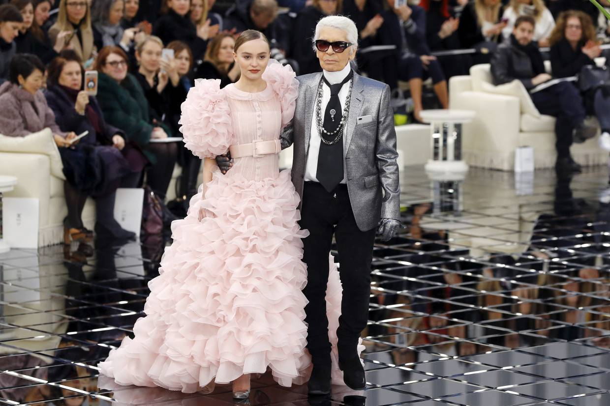Karl Lagerfeld's death caused a stir among the people within the fashion industry.