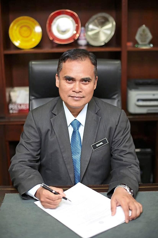 Shamsul was sworn in as MPS president in October.
