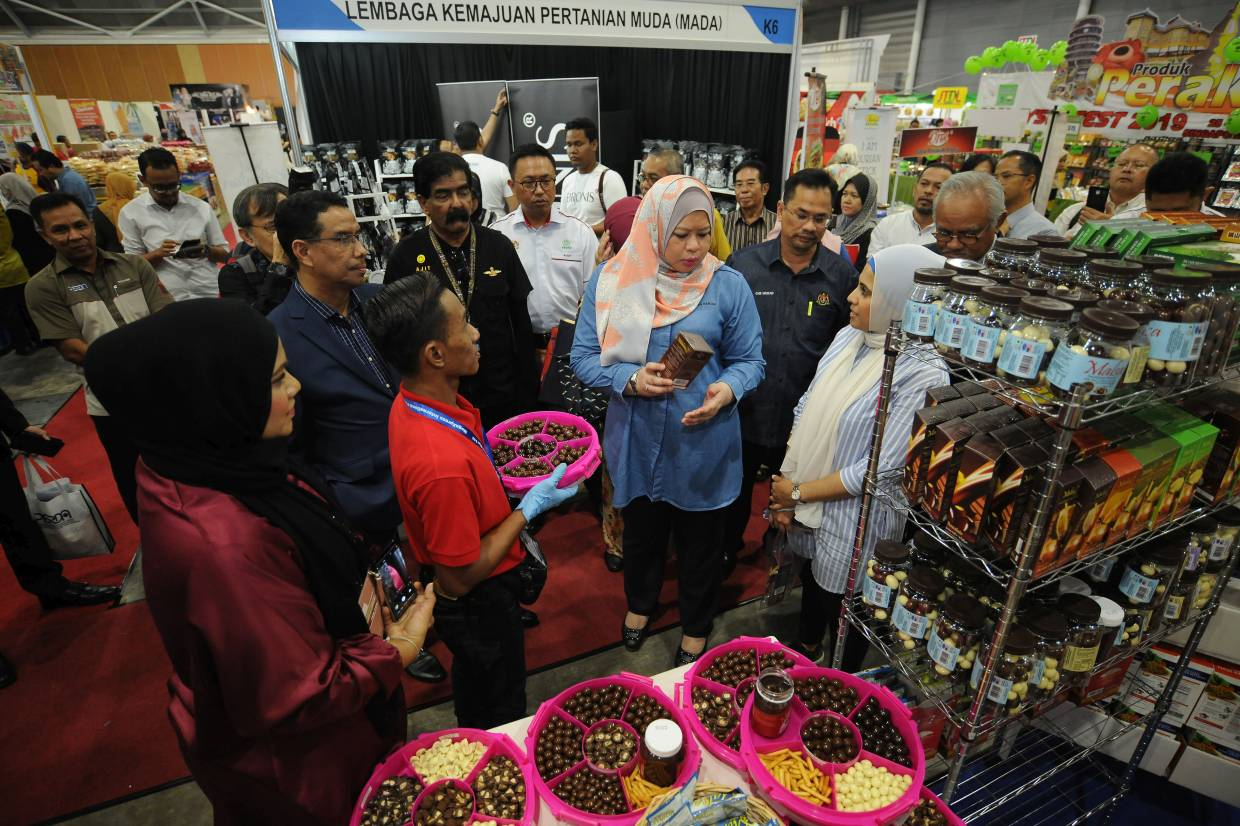 Various initiatives such as the Karnival Usahawan Desa programme have been organized to boost rural entrepreneurship.