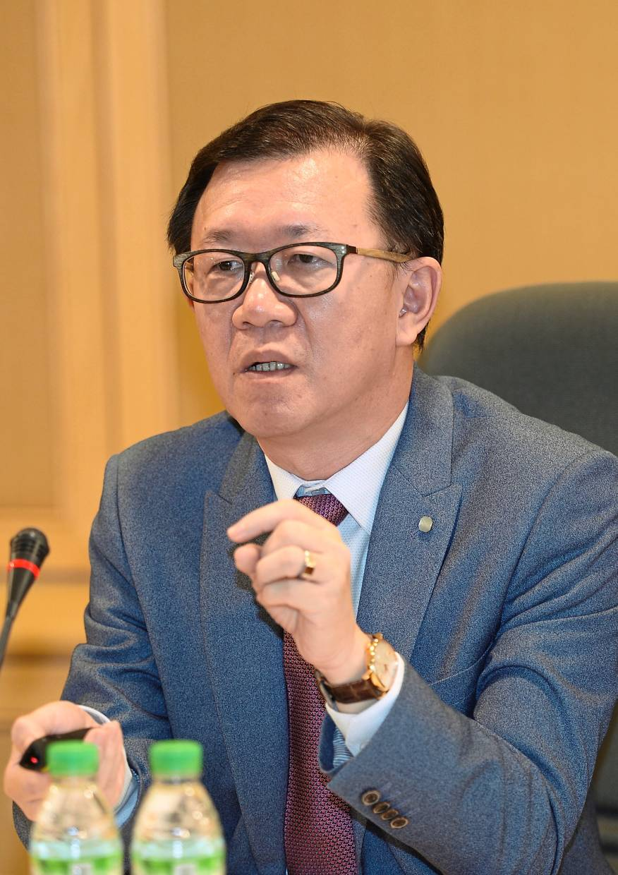 """Lee Heng Guie: """"Malaysians, especially low-and middle-income living in cities are still feeling the pinch due to increases in food, housing, education and healthcare."""