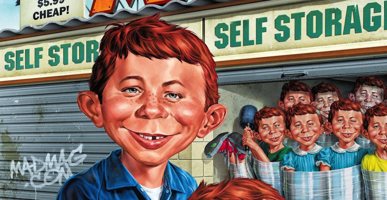 Goodbye, MAD Magazine. We'll worry a lot more without you.