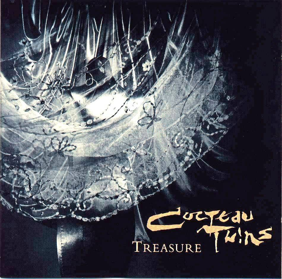 Cocteau Twins' album cover 'Treasure' (1984). Photo: 4AD