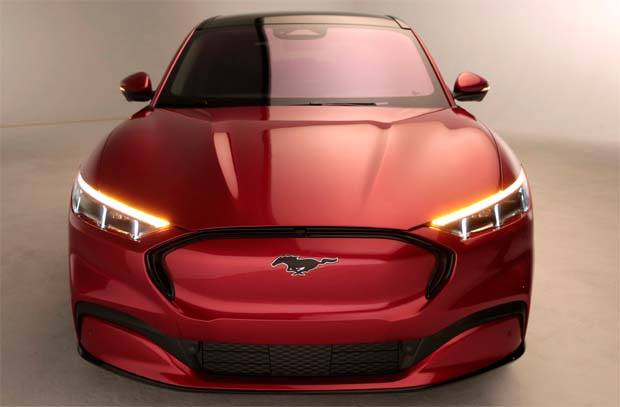 Ford Says Reservations Are Full For Electric Mustang Mach E The Star