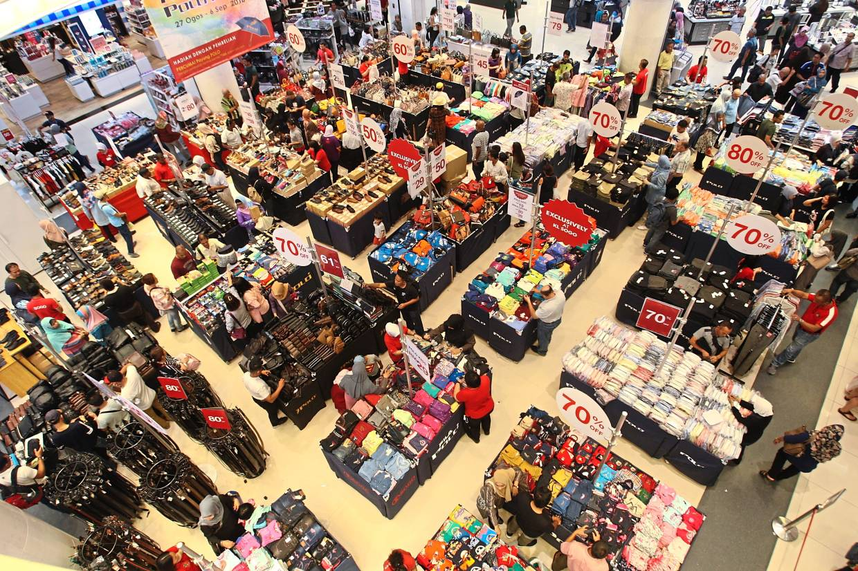 Shop till you drop: A promising outlook has been projected for the local consumer sector for 2020.