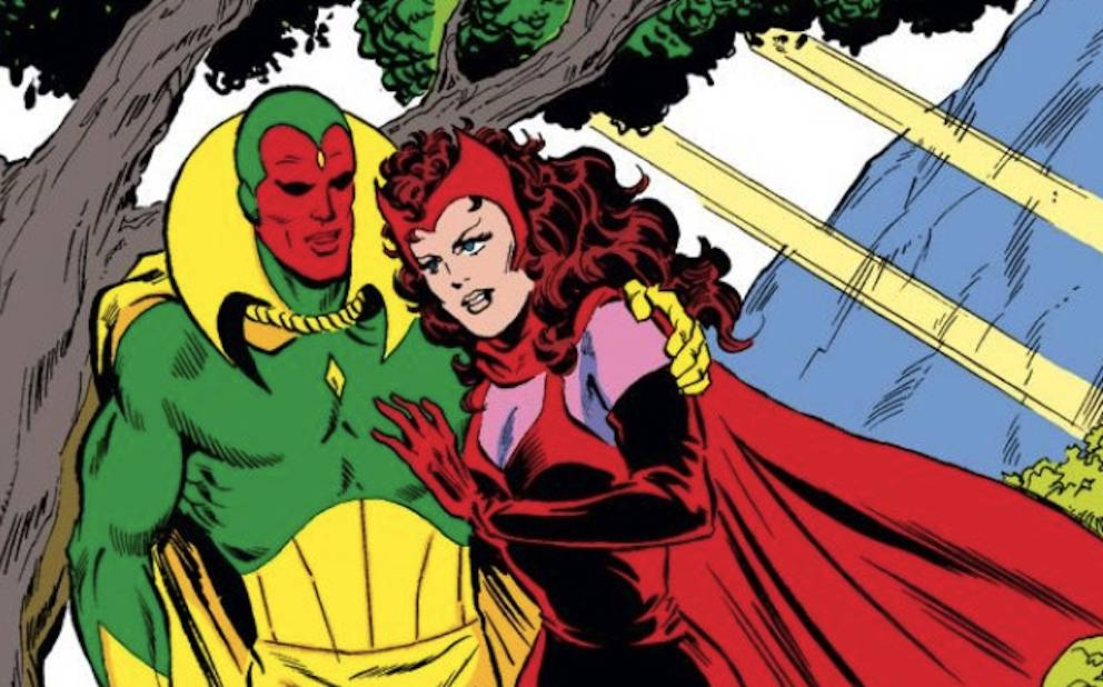 Witch the marvel scarlet Trial of