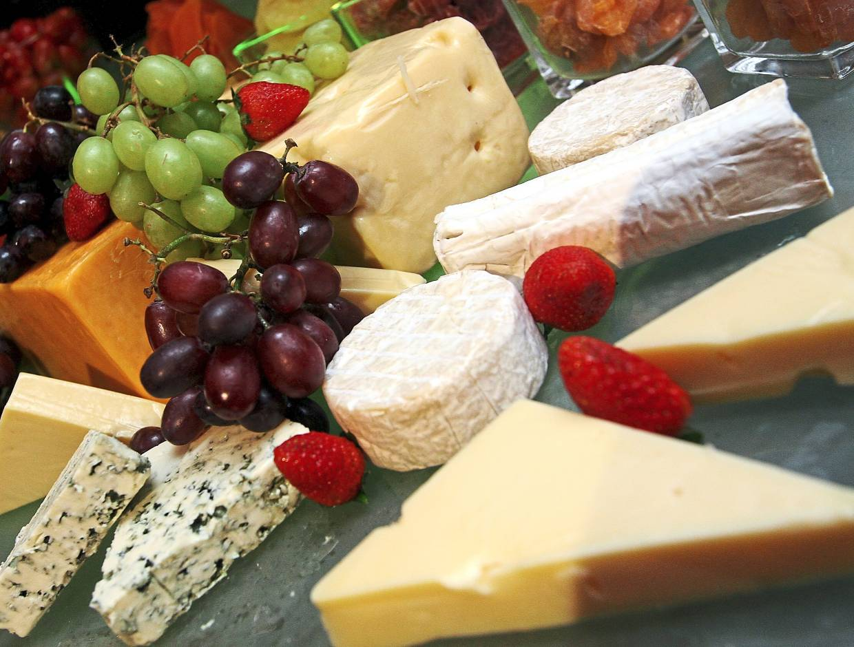The question of the role cheese, as seen in this filepic, plays in heart disease is what currently occupies centenarian researcher Dr Stamler's thoughts.