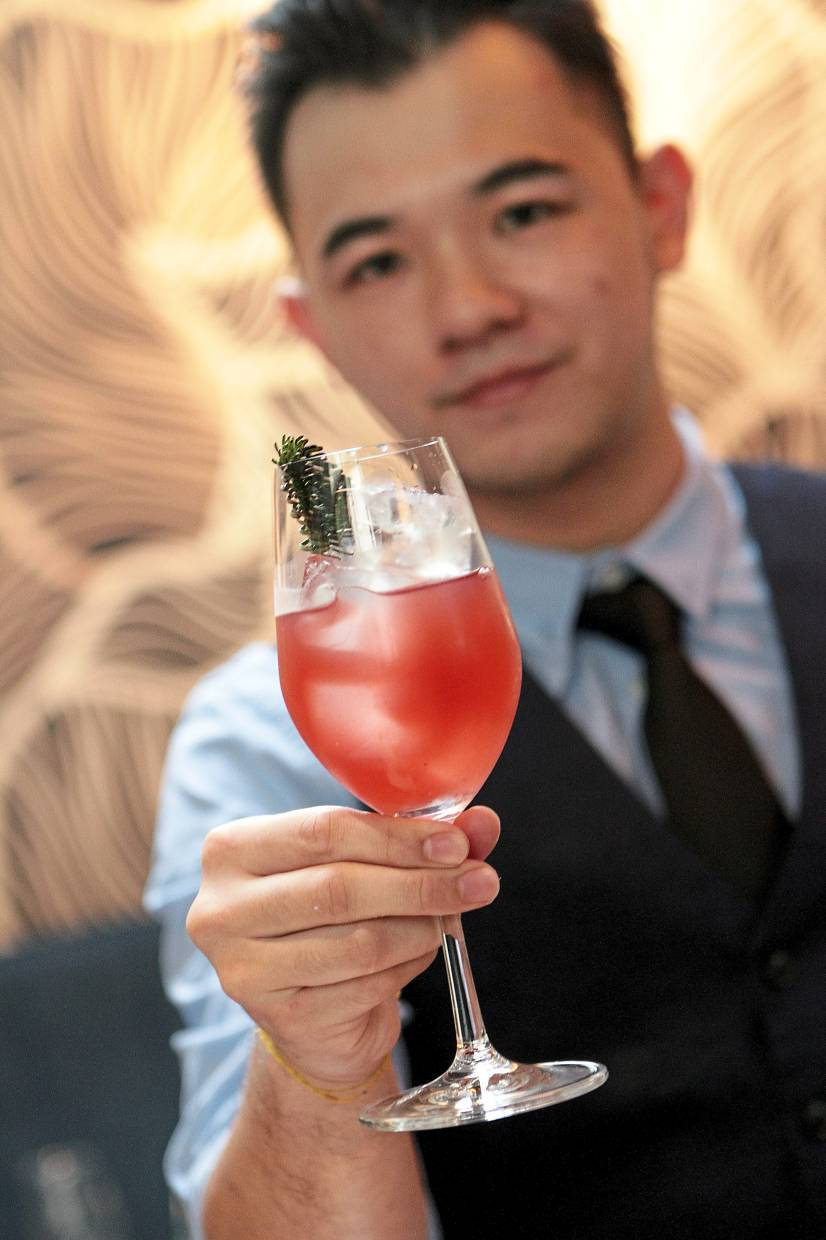 More local restaurants are likely to start offering juice pairings and an even wider range of alcohol-free mocktails this year. — Filepic