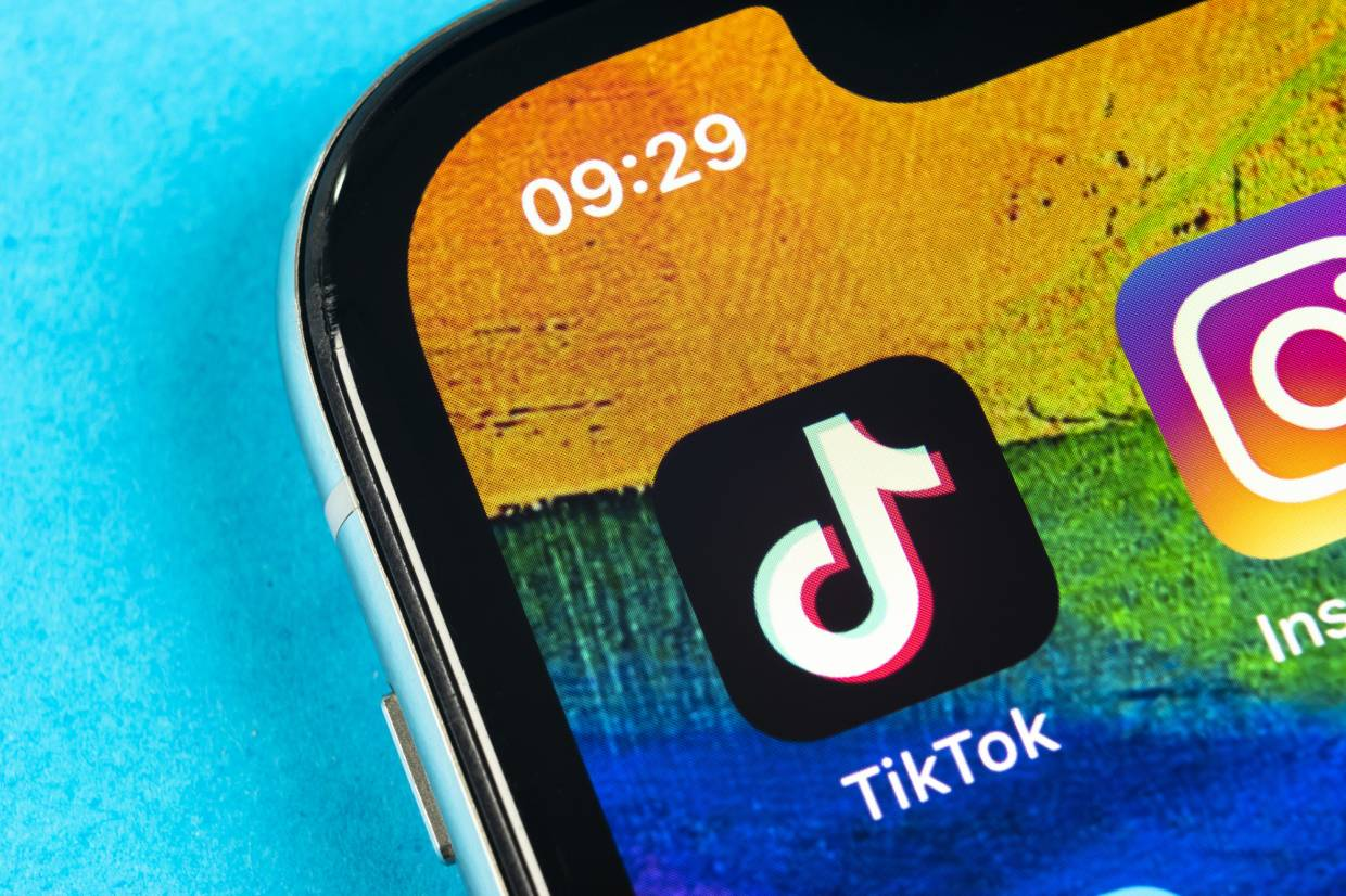 Teens Are Using Tiktok To Talk About Mental Health Relationship Abuse And Sexuality The Star