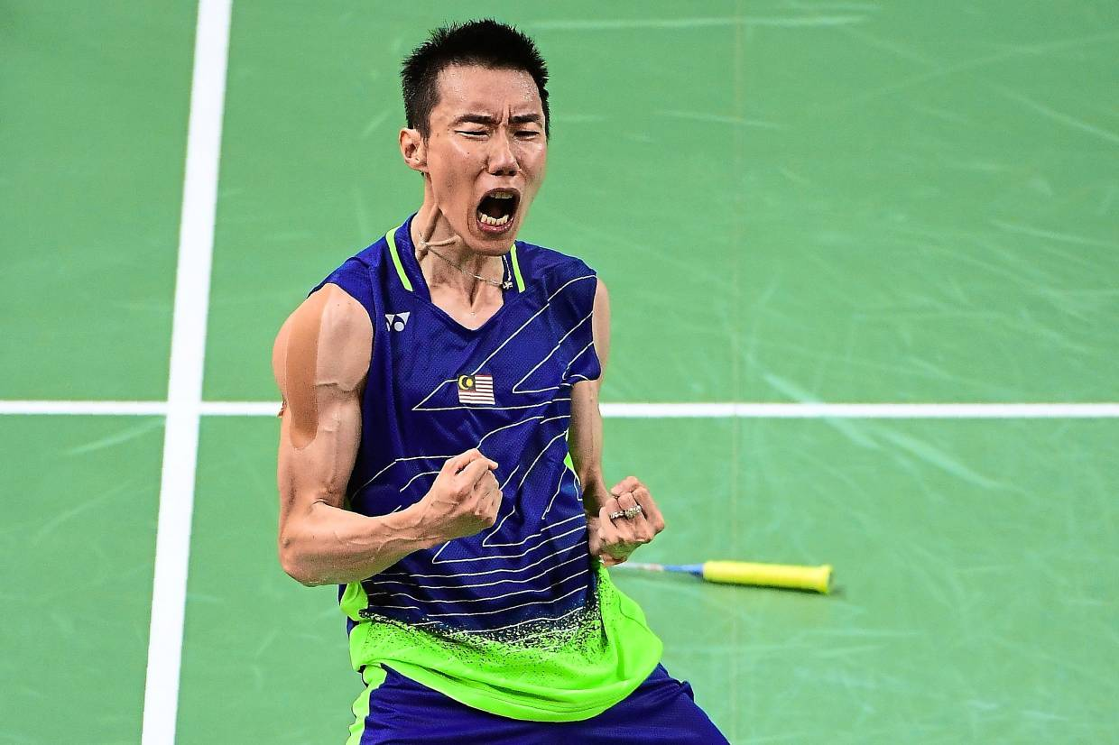 Is there any contender to emulate Chong Wei's success in badminton?