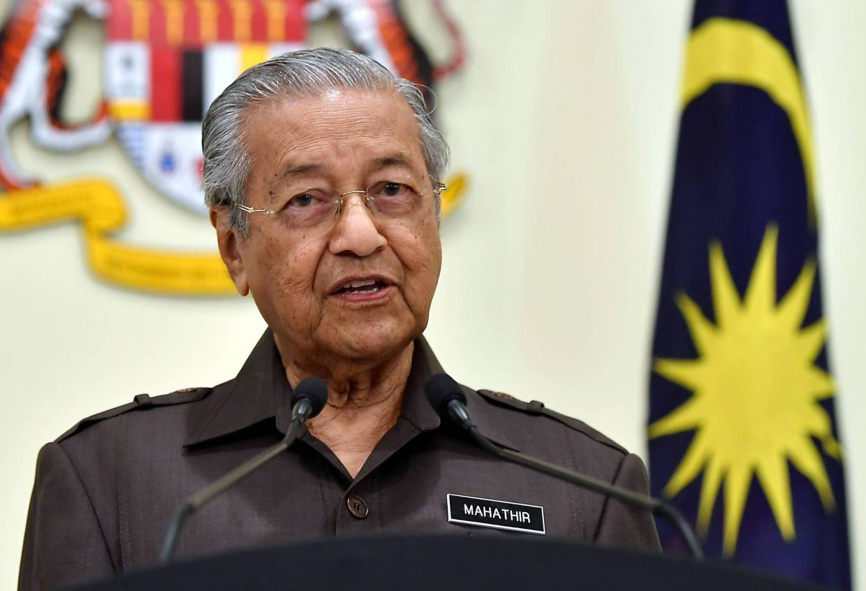 Image result for mahathir mohamad 2020