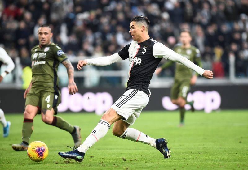 Ronaldo Zu Juve