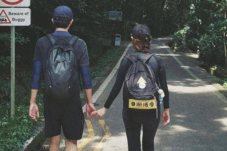 Actress Jayley Woo Hopes Late Boyfriend Aloysius Pang Can