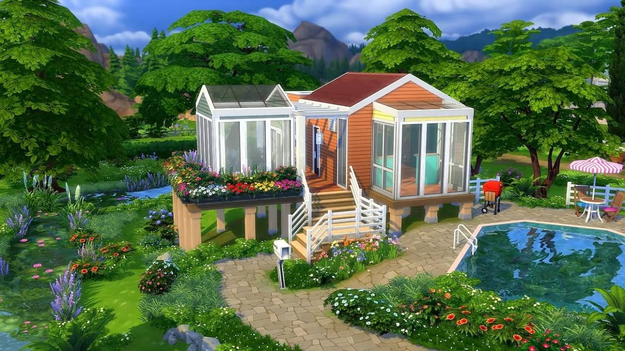 Tiny homes trend coming to The Sims 24  The Star