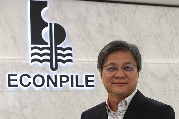 Econpile executive director/group CEO Raymond Pang(pic) said mixed developments in choice locations in the Klang Valley remained the preferred development type by customers, given its ability to meet various target markets.