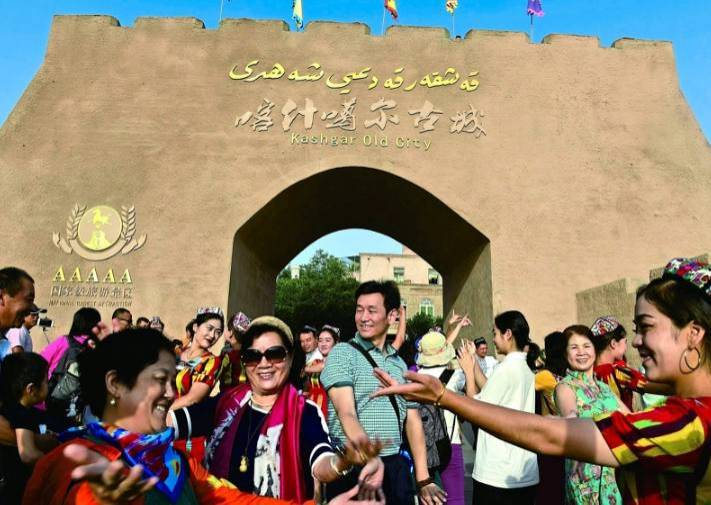 According to Beijing, in 2019, Xinjiang attracted 250 million local and foreign tourists. - Photo courtersy of Embassy of the People's Republic of China in Malaysia