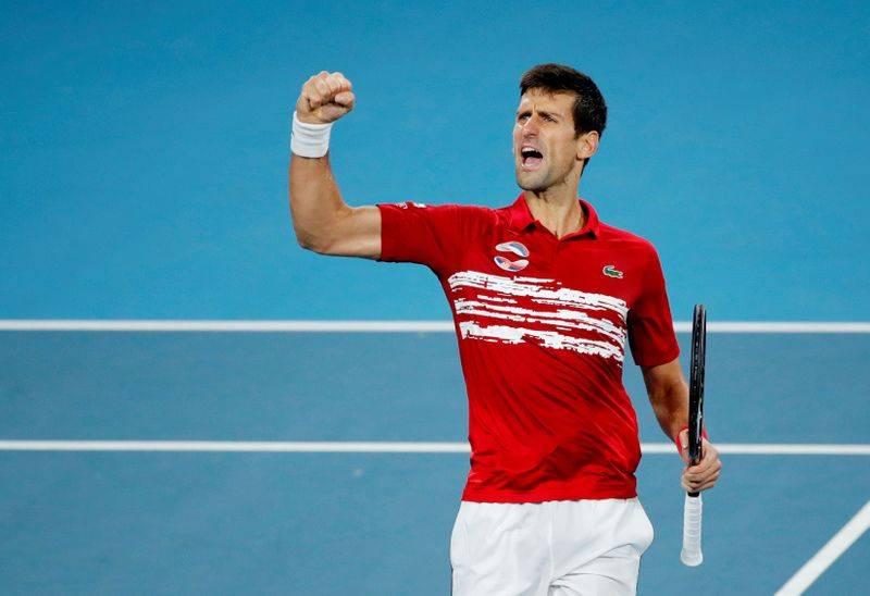 Tennis: Djokovic leads Serbia to ATP Cup glory   The Star