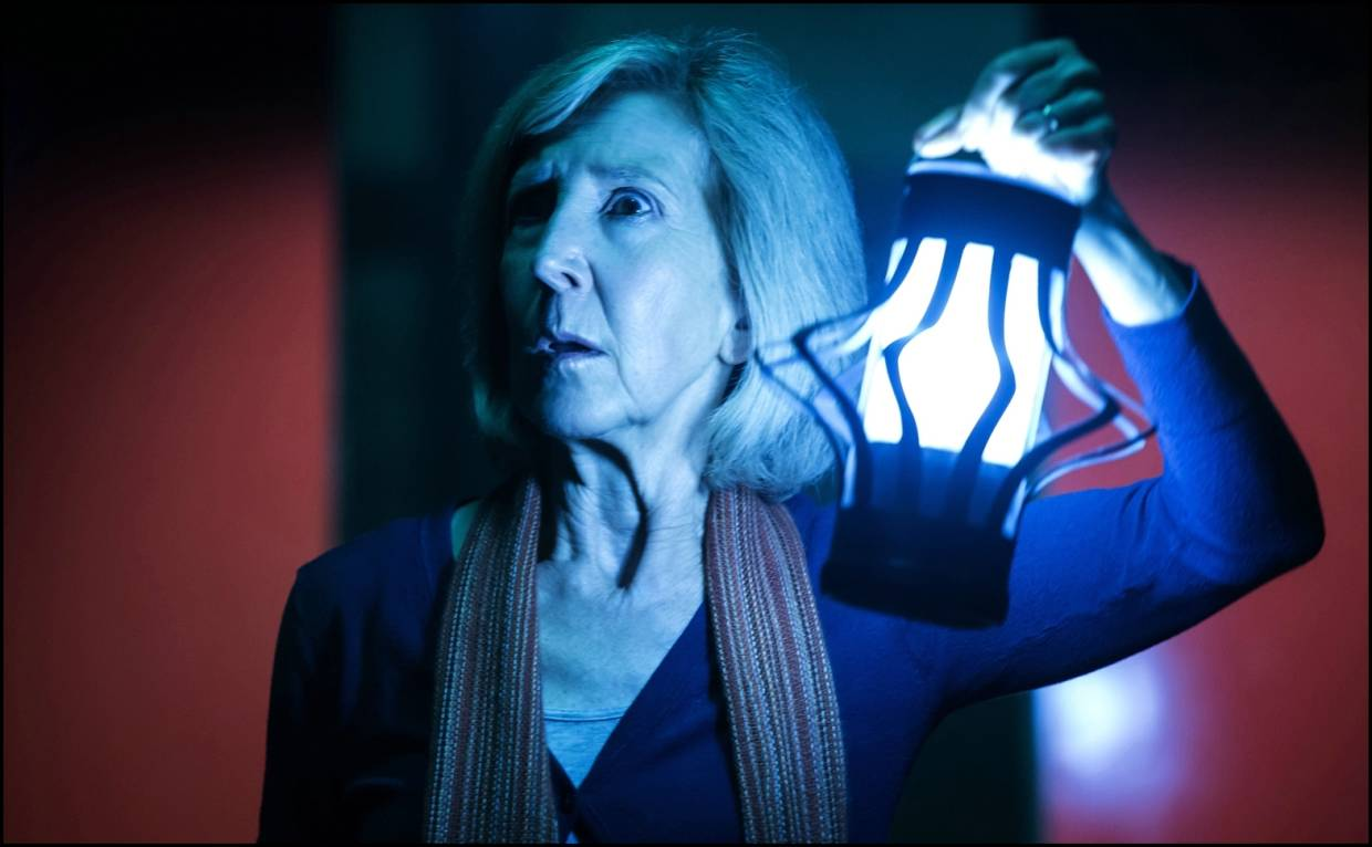Her character in the 'Insidious' films is a fan favourite.