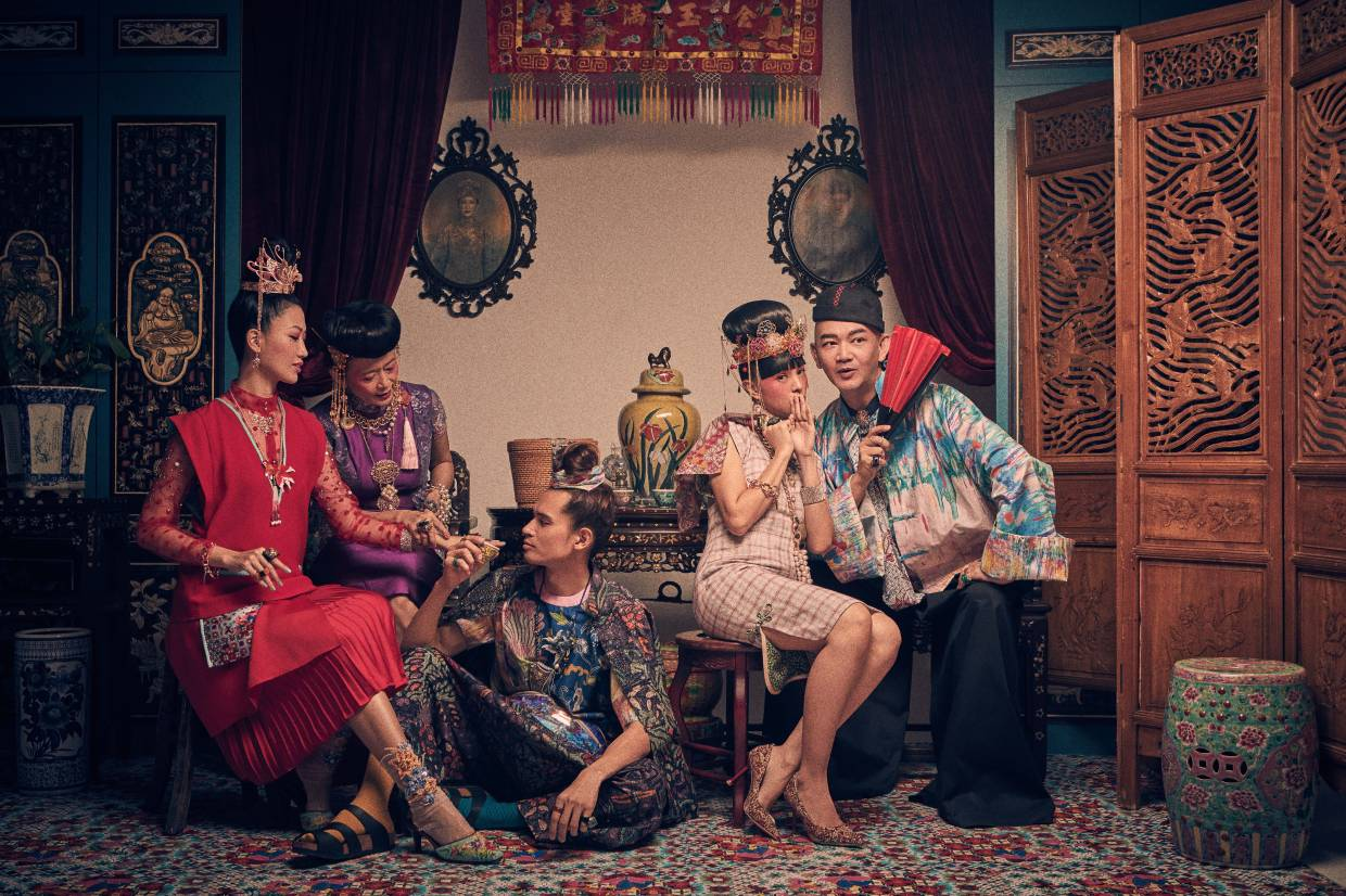 Malaysian Fashion Designers Pay Homage To Tradition This Chinese New Year The Star