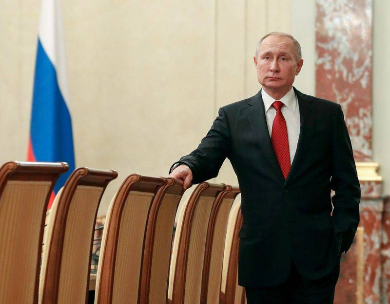 Our Historic Duty Putin Plans Steps To Boost Russia S Birth Rate The Star