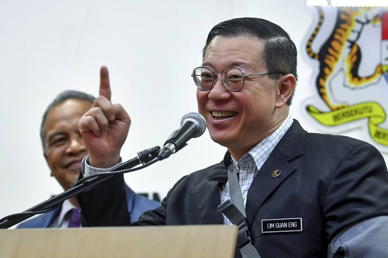 Finance Minister Lim Guan Eng said the MRT 2 would be fully operational in 2022 and begin operations in 2023.