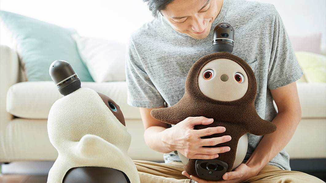 Groove X says its cuddly robot companion has graduated from the prototype stage. — AFP Relaxnews