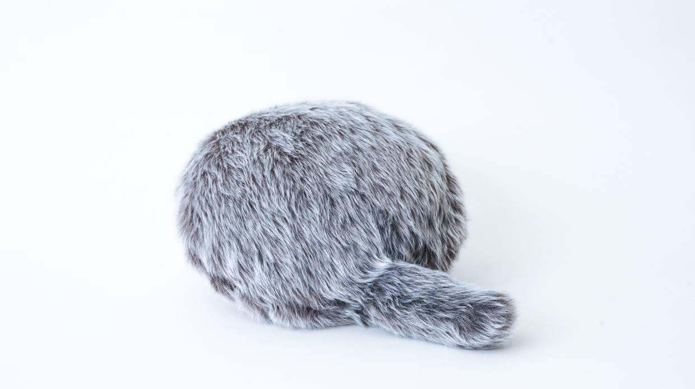 Qoobo is basically a furry robot cushion with a tail. — Yukai Engineering for Qoobo