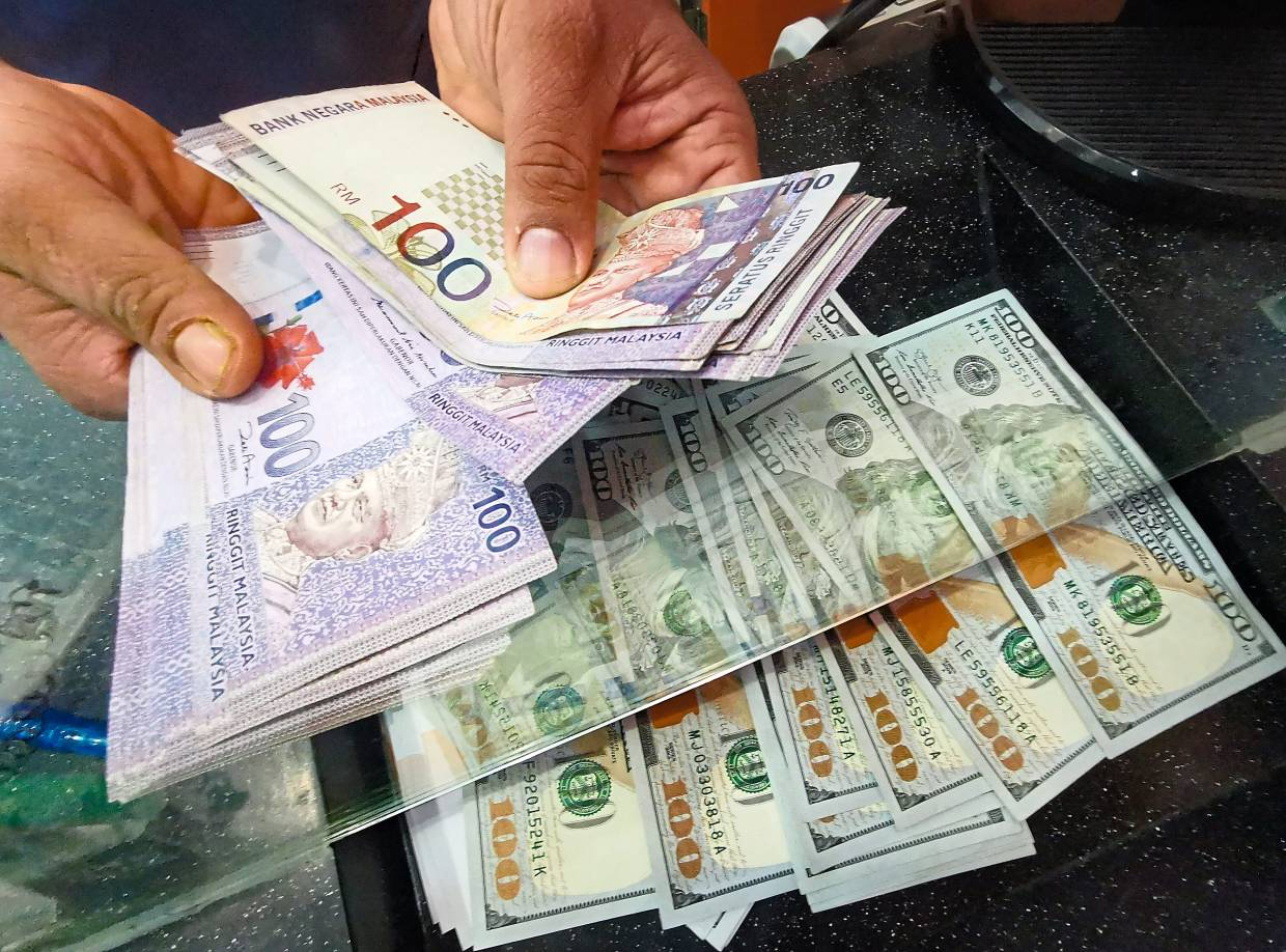 Ringgit gains ground, but risks remain