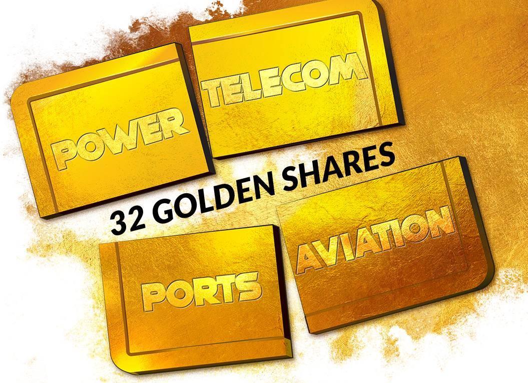 Tug-of-war on golden share's purpose