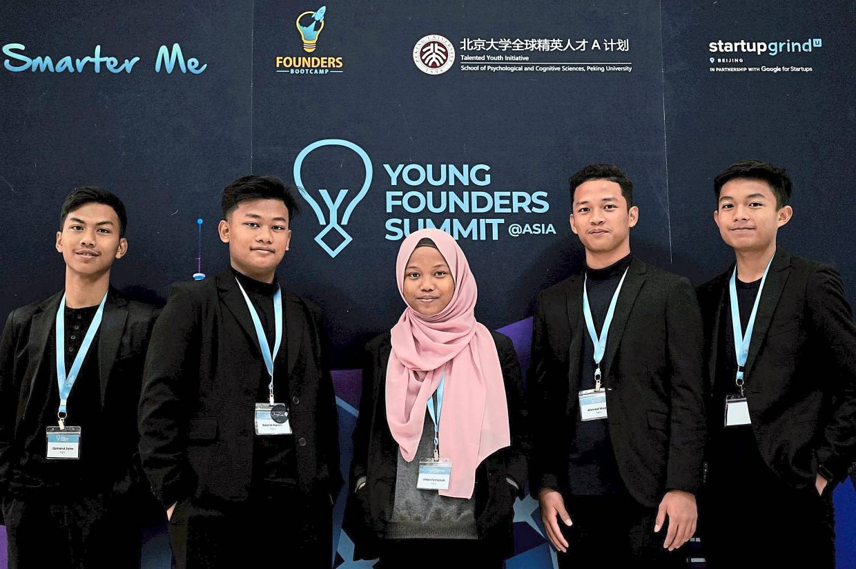 Malaysian team named first runner-up in competition