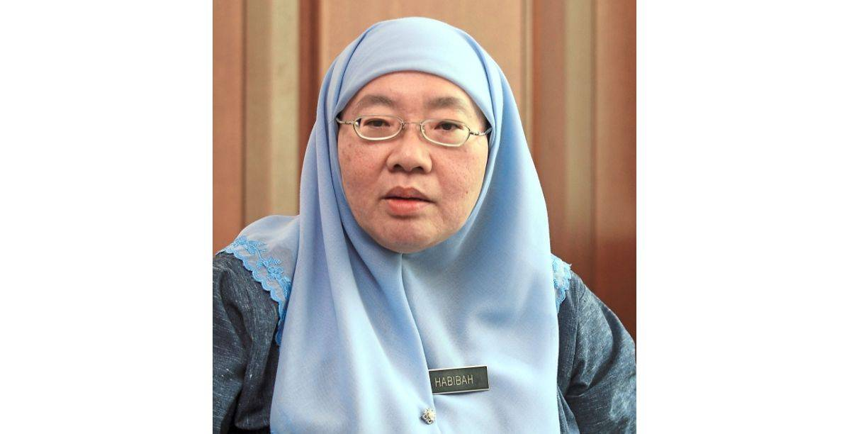 Habibah is the new Education director-general