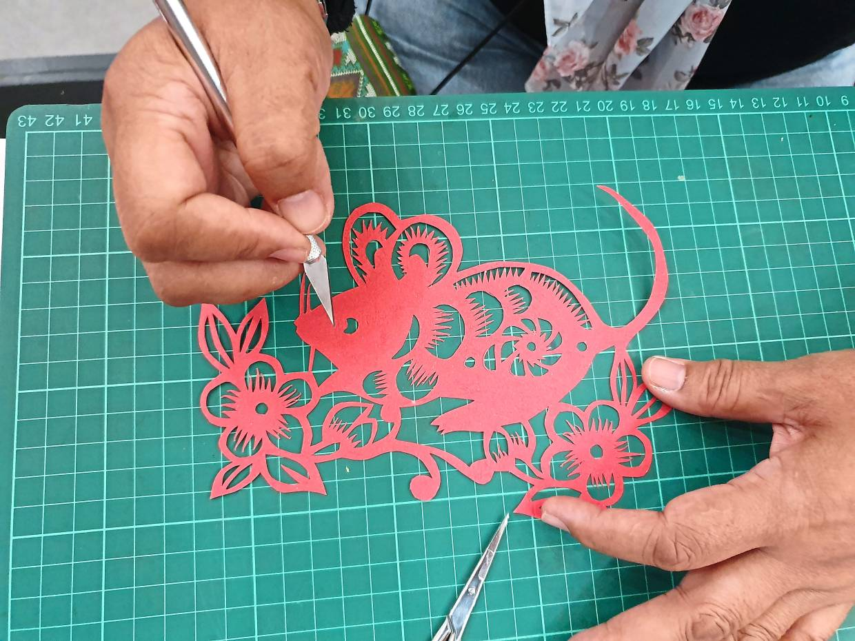 These delicate cutouts require skill, patience and a good imagination to create.