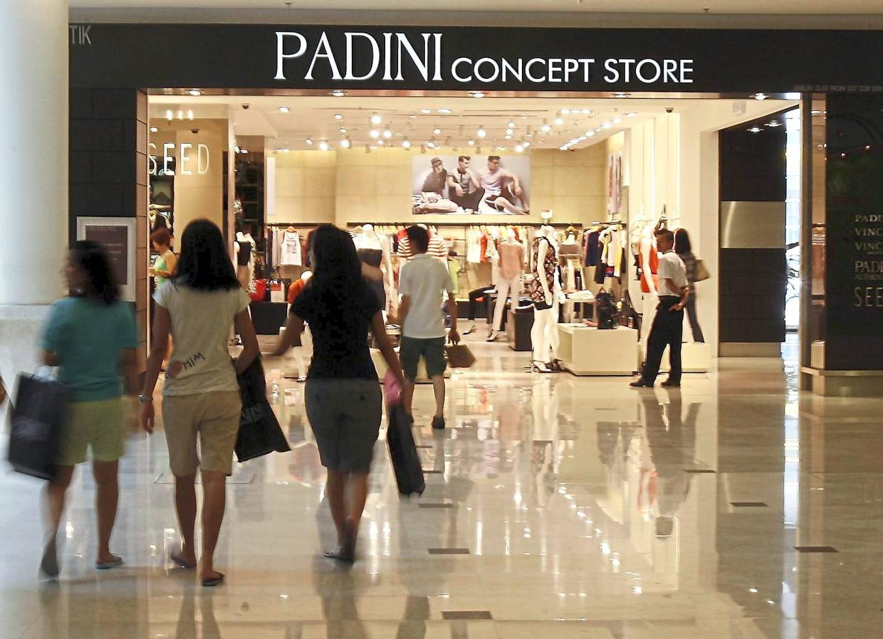 Strategic tie-up: Since November 2019, Padini has embarked on a two-year collaboration with Disney to sell Disney-theme apparels.