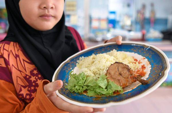 Move to get parents, teachers to get food for the poor hailed
