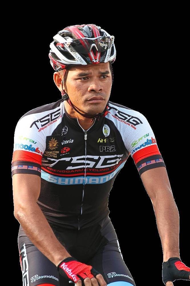 Zamri will captain TSG at the Petronas Le Tour de Langkawi next month.