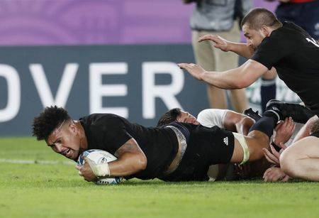 Rugby Doctor Tiktok Ed Off With Injured All Blacks Loose Forward Savea The Star
