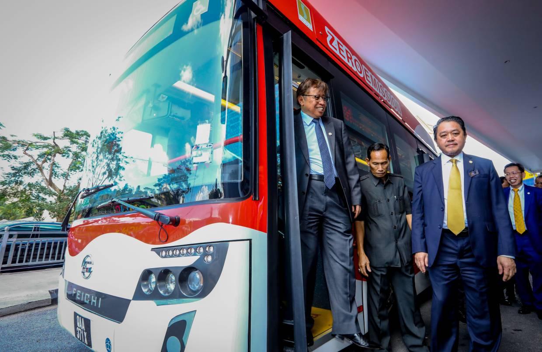 Image result for Hydrogen Bus Service