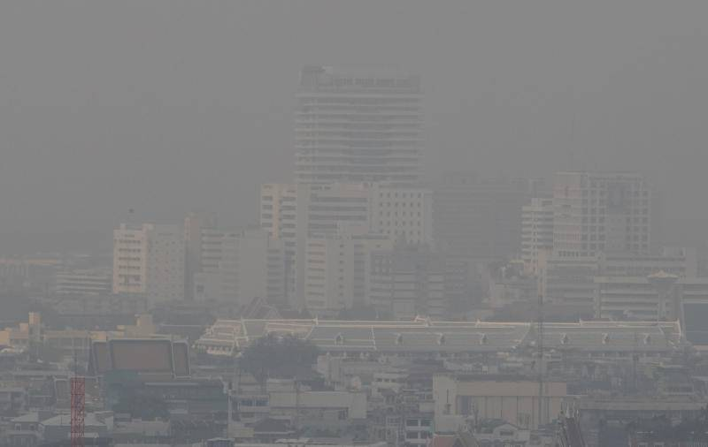 Thai Energy Ministry encourages motorists to use biodiesel to reduce smog