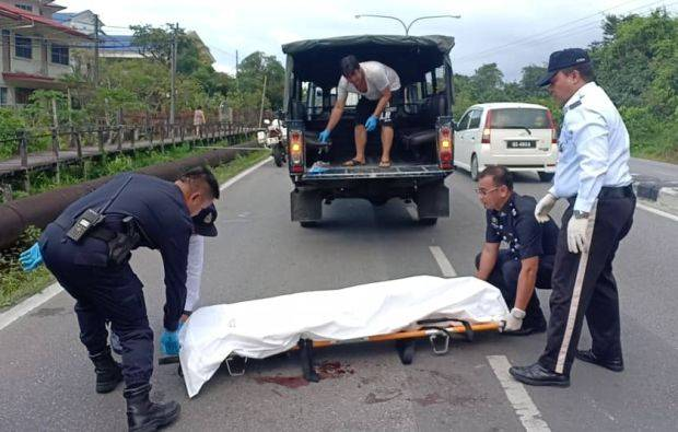 63-year-old woman killed in Sibu hit-and-run