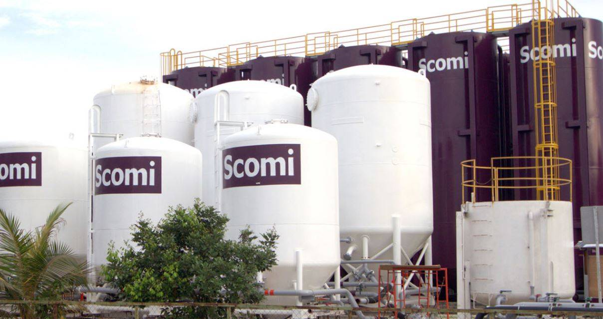 Scomi Group said it was not able to meet its obligation to repay the loans at the repayment deadline due to financial constraints and therefore has defaulted its loan payment.