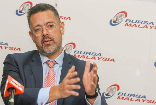 "Bursa Malaysia CEO Datuk Muhamad Umar Swift said: ""Employee diversity, inclusiveness and equal opportunity is a core value at Bursa Malaysia."""