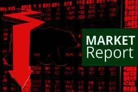 market jatuh