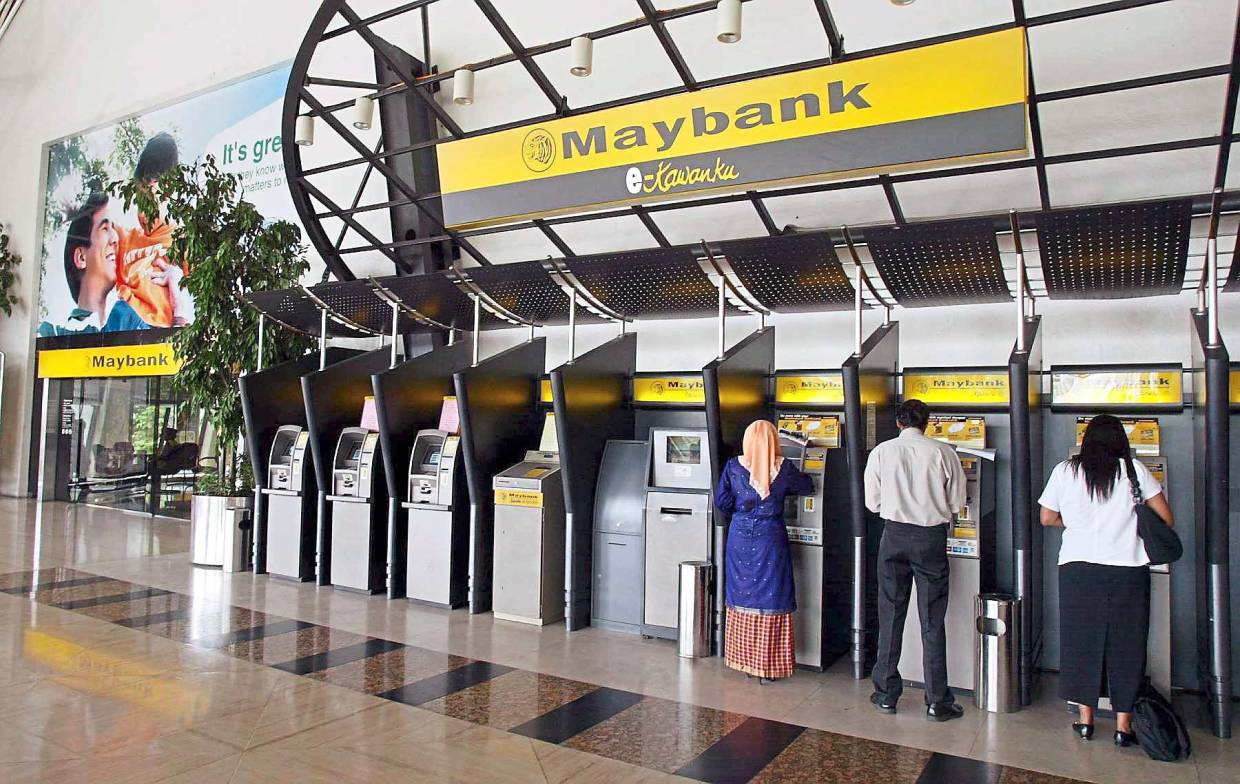 Adjustment made: Maybank's BR and BLR will be lowered by 25 basis points effective today.
