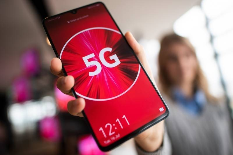 2020 could be the first with widespread 5G.  — dpa