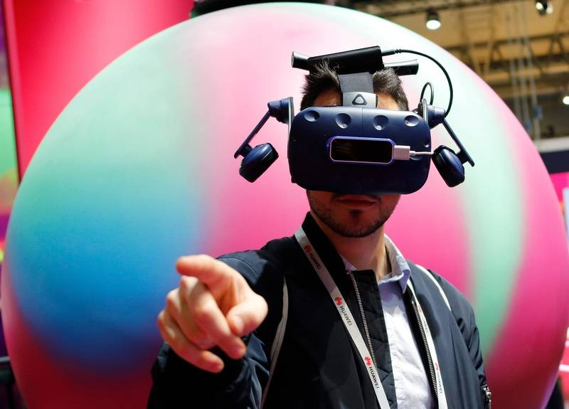Despite billions of dollars in investment, virtual reality has remained a niche market. — dpa