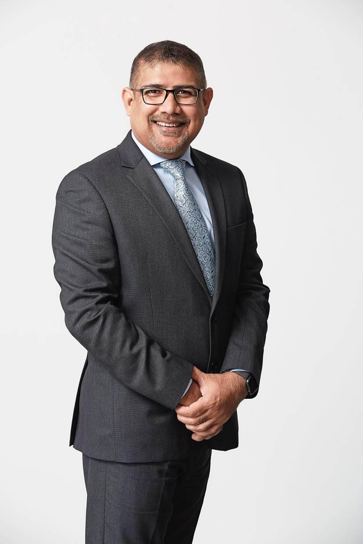 Philip Morris (M) Sdn Bhd managing director Naeem Khan