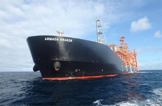 Shares in Bumi Armada took a beating yesterday, plunging more than 9% to close at 46.5 sen apiece giving it a market capitalisation of RM2.47bil.