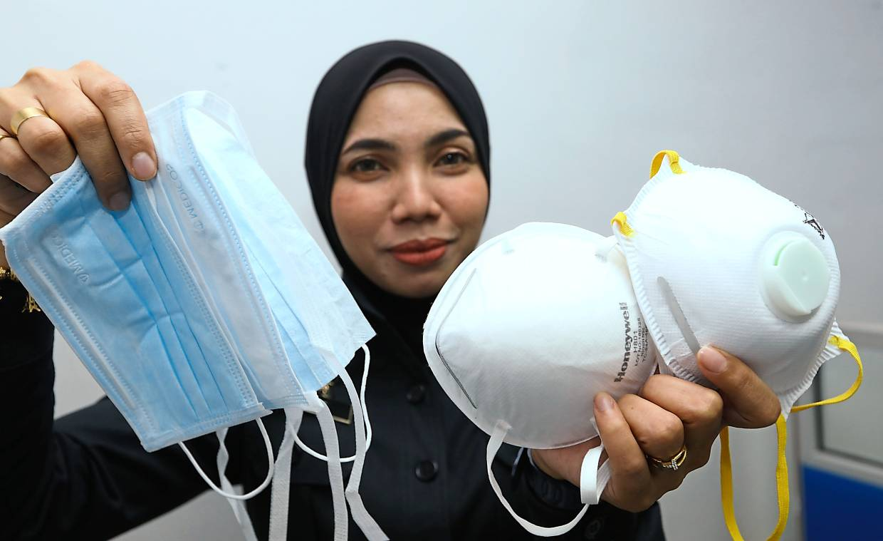 Check Mask S'wak Online The Prices Star Keeping Sabah In