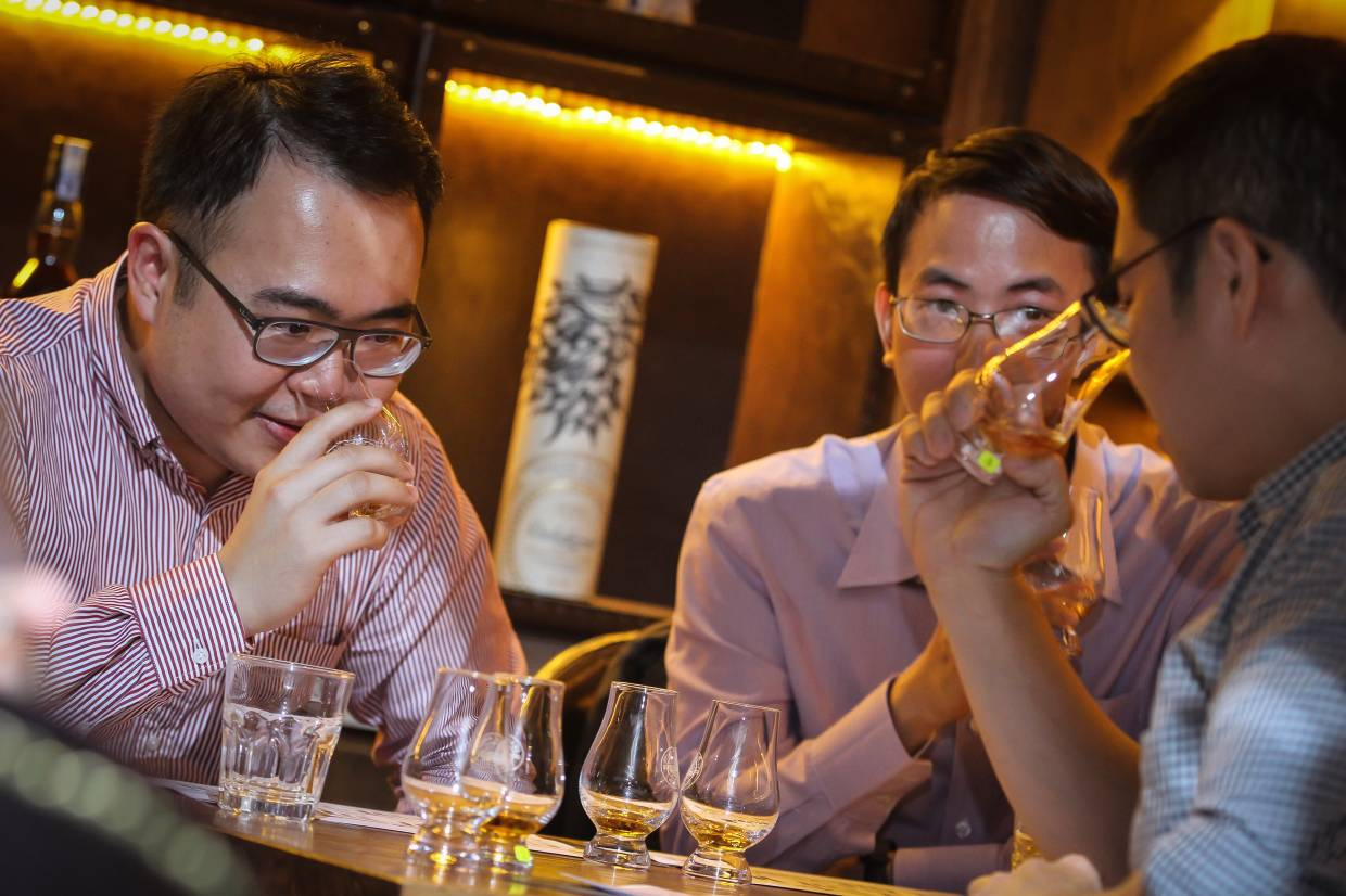 One of the objectives of the column was to educate Malaysians on how to drink better instead of drinking more.
